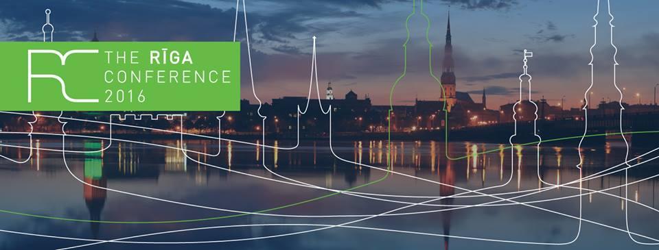 Riga Conference 2016