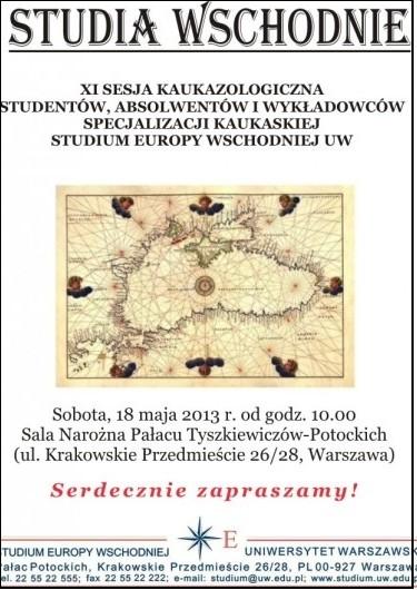 2013 Conference program