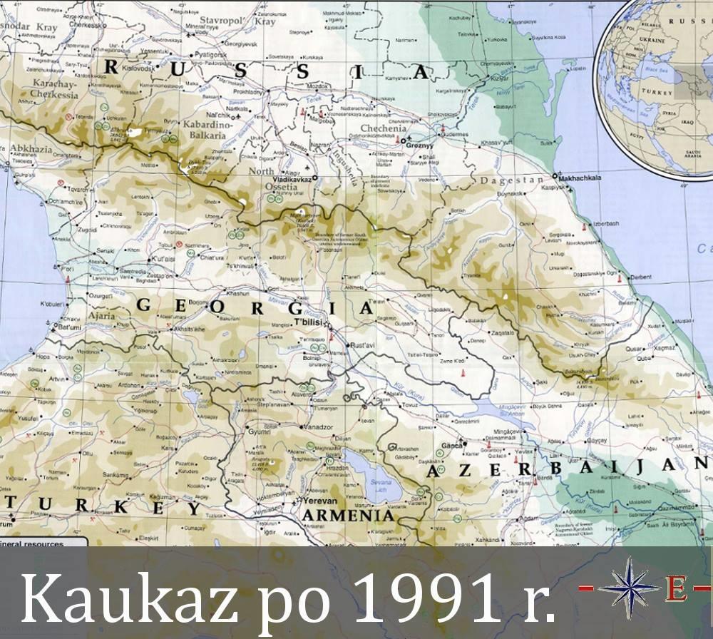 Kauka po 1991 r.