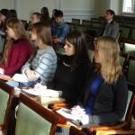Participants of the XV East European Winter School