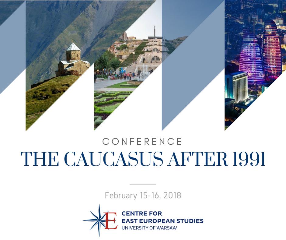 caucasus after 1991